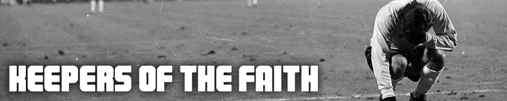Goalkeepers are different keepers of the faith